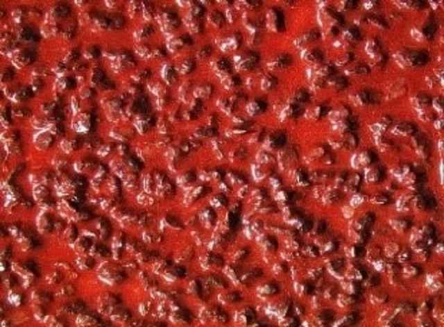 Schleifmittel-Kornarten